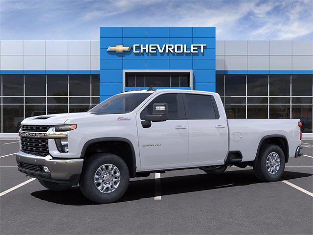 2021 Chevrolet Silverado 2500 Crew Cab 4x4, Pickup #MF319155 - photo 3