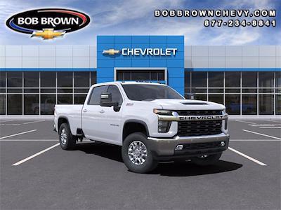2021 Chevrolet Silverado 2500 Crew Cab 4x4, Pickup #MF319155 - photo 1
