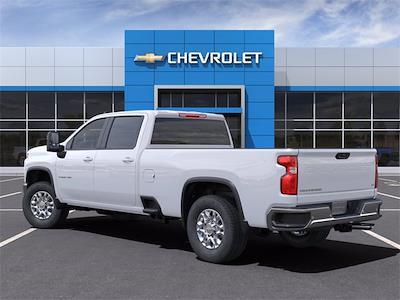 2021 Chevrolet Silverado 2500 Crew Cab 4x4, Pickup #MF319155 - photo 4
