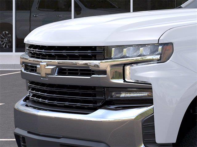 2021 Chevrolet Silverado 1500 Crew Cab 4x4, Pickup #MG258010 - photo 11