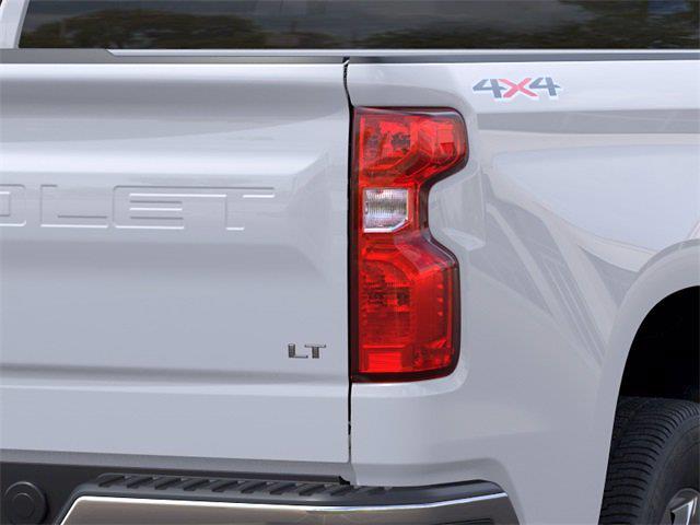 2021 Chevrolet Silverado 1500 Crew Cab 4x4, Pickup #MG258010 - photo 9