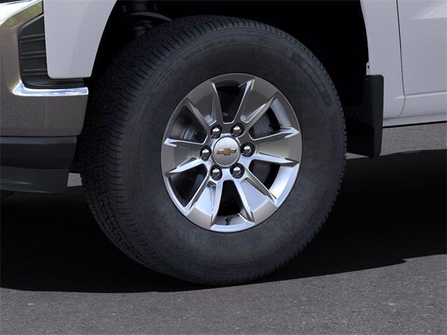 2021 Chevrolet Silverado 1500 Crew Cab 4x4, Pickup #MG259378 - photo 7