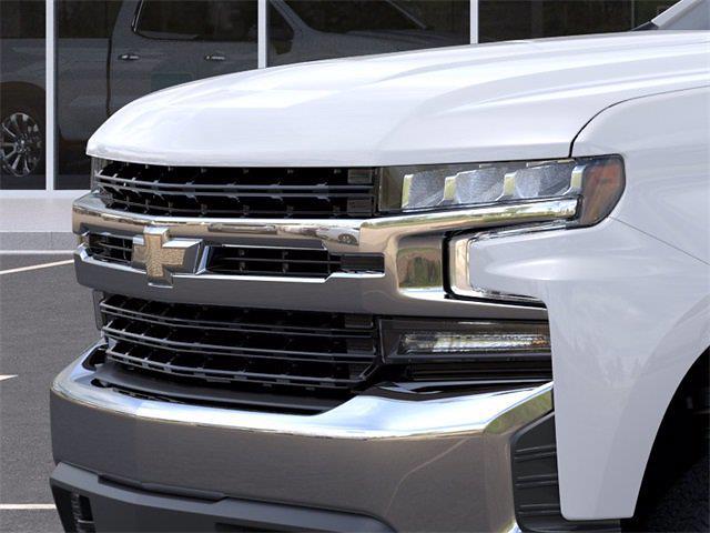 2021 Chevrolet Silverado 1500 Crew Cab 4x4, Pickup #MG259378 - photo 11