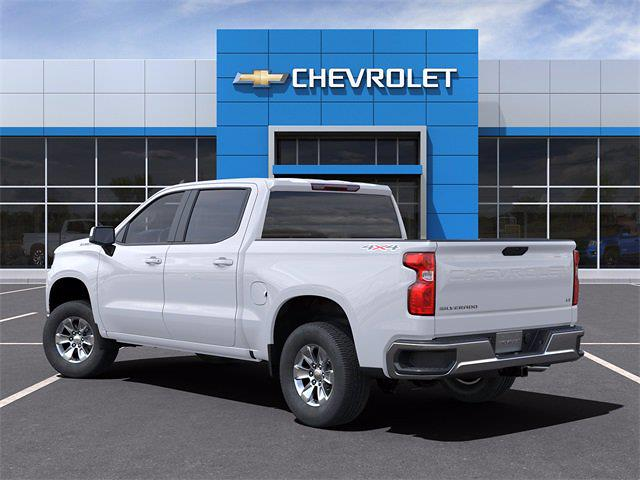 2021 Chevrolet Silverado 1500 Crew Cab 4x4, Pickup #MG288586 - photo 4