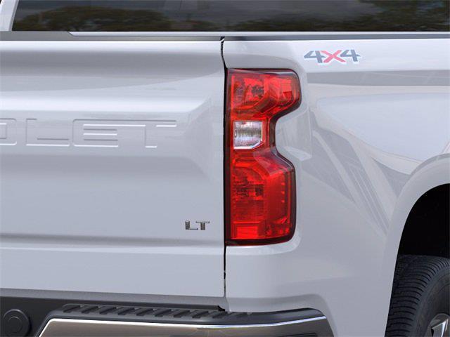 2021 Chevrolet Silverado 1500 Crew Cab 4x4, Pickup #MG288586 - photo 9