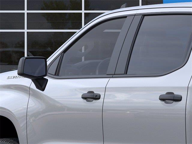 2021 Chevrolet Silverado 1500 Crew Cab 4x4, Pickup #MG315883 - photo 10