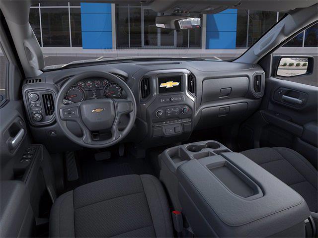 2021 Chevrolet Silverado 1500 Crew Cab 4x4, Pickup #MG315883 - photo 12