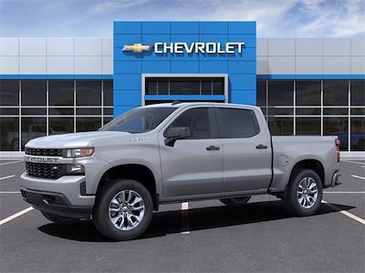 2021 Chevrolet Silverado 1500 Crew Cab 4x4, Pickup #MG315883 - photo 3