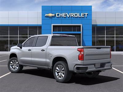 2021 Chevrolet Silverado 1500 Crew Cab 4x4, Pickup #MG315883 - photo 4