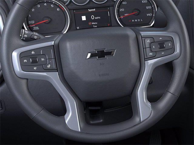 2021 Chevrolet Silverado 1500 Crew Cab 4x4, Pickup #MG316339 - photo 16