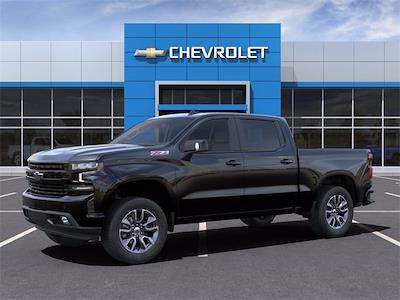 2021 Chevrolet Silverado 1500 Crew Cab 4x4, Pickup #MG316339 - photo 3