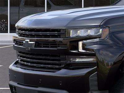 2021 Chevrolet Silverado 1500 Crew Cab 4x4, Pickup #MG316339 - photo 11