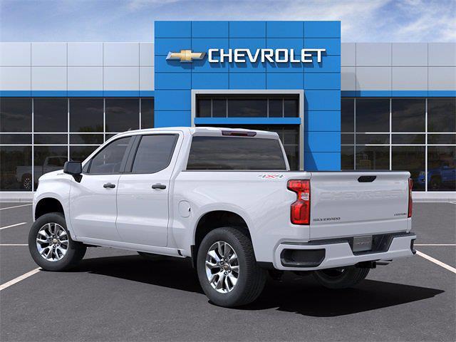 2021 Chevrolet Silverado 1500 Crew Cab 4x4, Pickup #MG316651 - photo 4