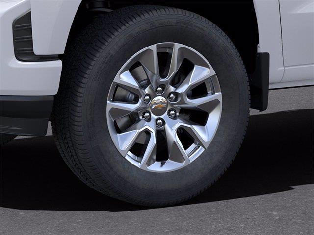 2021 Chevrolet Silverado 1500 Crew Cab 4x4, Pickup #MG316651 - photo 7