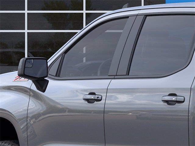 2021 Chevrolet Silverado 1500 Crew Cab 4x4, Pickup #MG318197 - photo 10