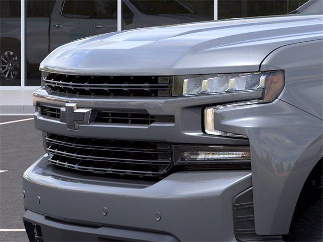 2021 Chevrolet Silverado 1500 Crew Cab 4x4, Pickup #MG318197 - photo 11