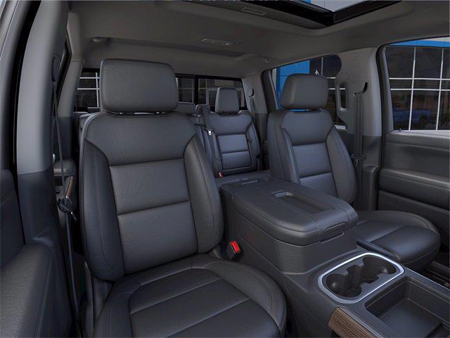 2021 Chevrolet Silverado 1500 Crew Cab 4x4, Pickup #MG318197 - photo 13