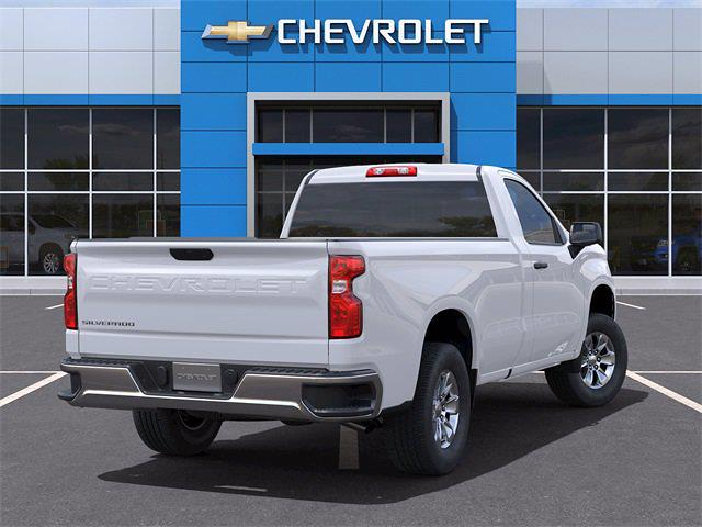 2021 Chevrolet Silverado 1500 Regular Cab 4x2, Pickup #MG318818 - photo 3