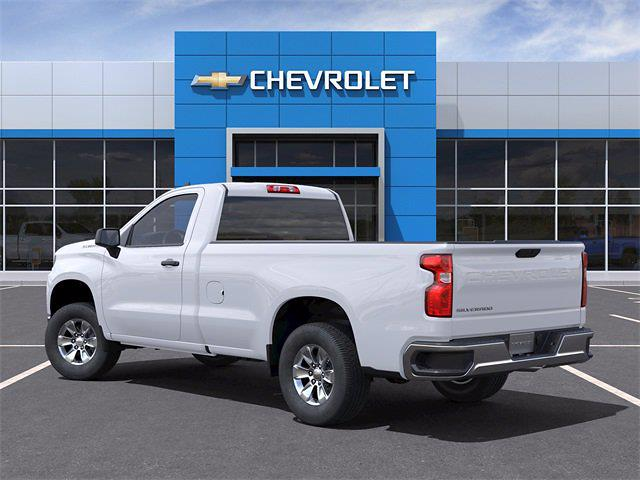 2021 Chevrolet Silverado 1500 Regular Cab 4x2, Pickup #MG318818 - photo 5