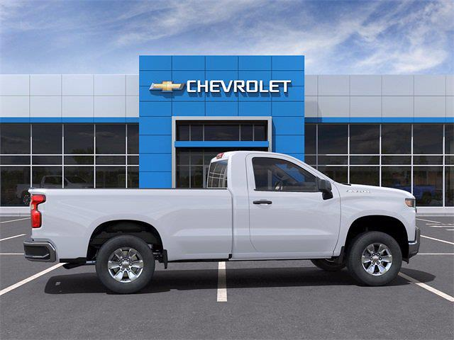 2021 Chevrolet Silverado 1500 Regular Cab 4x2, Pickup #MG318818 - photo 6