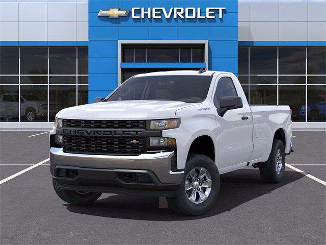 2021 Chevrolet Silverado 1500 Regular Cab 4x2, Pickup #MG318818 - photo 7