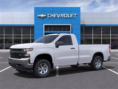 2021 Chevrolet Silverado 1500 Regular Cab 4x2, Pickup #MG318818 - photo 4