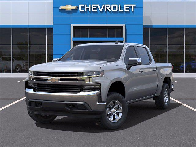 2021 Chevrolet Silverado 1500 Crew Cab 4x4, Pickup #MG321385 - photo 6