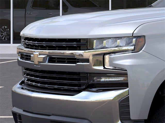 2021 Chevrolet Silverado 1500 Crew Cab 4x4, Pickup #MG321385 - photo 11