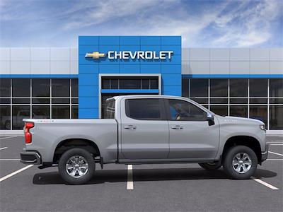 2021 Chevrolet Silverado 1500 Crew Cab 4x4, Pickup #MG321385 - photo 5