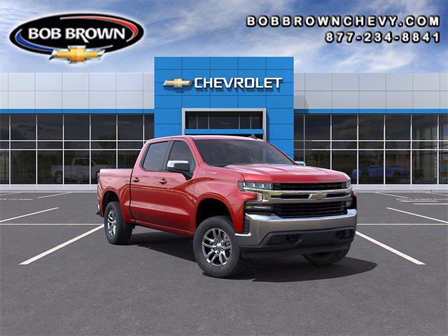 2021 Chevrolet Silverado 1500 4x4, Pickup #MG325172 - photo 1