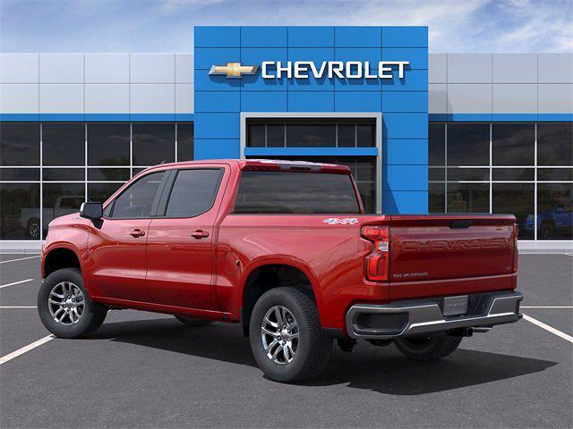 2021 Chevrolet Silverado 1500 4x4, Pickup #MG325172 - photo 4