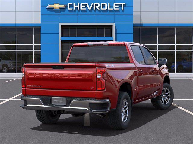 2021 Chevrolet Silverado 1500 4x4, Pickup #MG325172 - photo 2