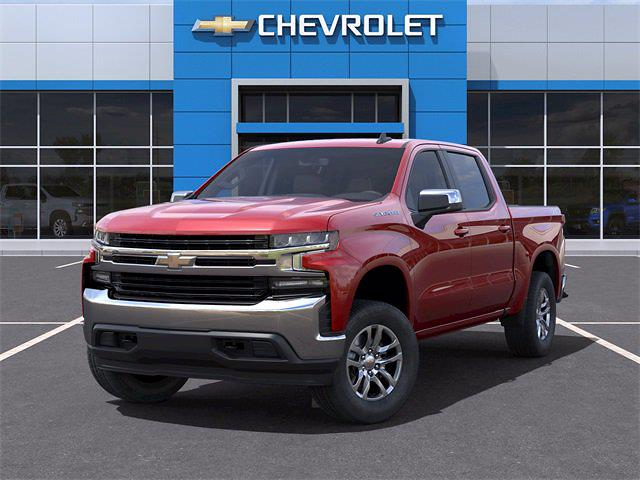 2021 Chevrolet Silverado 1500 4x4, Pickup #MG325172 - photo 6
