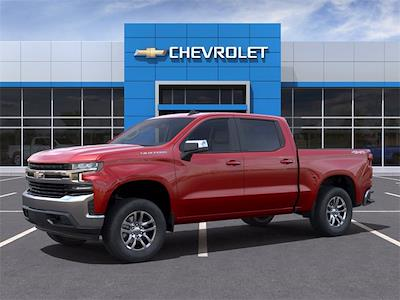 2021 Chevrolet Silverado 1500 4x4, Pickup #MG325172 - photo 3