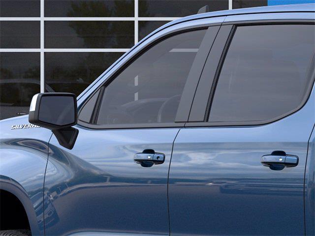 2021 Chevrolet Silverado 1500 4x4, Pickup #MG325377 - photo 10