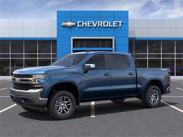 2021 Chevrolet Silverado 1500 4x4, Pickup #MG325377 - photo 3