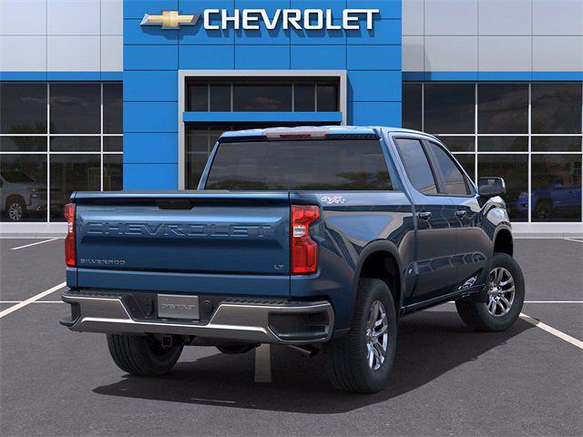 2021 Chevrolet Silverado 1500 4x4, Pickup #MG325377 - photo 2