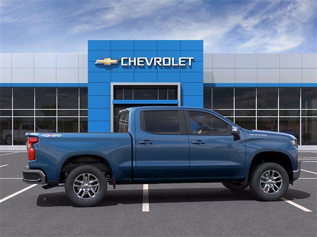 2021 Chevrolet Silverado 1500 4x4, Pickup #MG325377 - photo 5