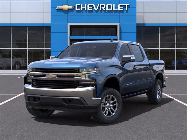 2021 Chevrolet Silverado 1500 4x4, Pickup #MG325377 - photo 6