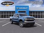 2021 Chevrolet Silverado 1500 4x4, Pickup #MG325377 - photo 1