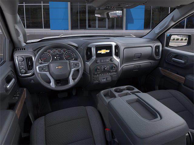 2021 Chevrolet Silverado 1500 Crew Cab 4x4, Pickup #MG325544 - photo 12