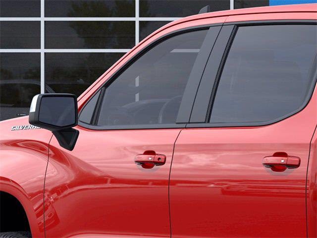 2021 Chevrolet Silverado 1500 4x4, Pickup #MG325608 - photo 10