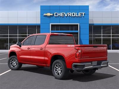 2021 Chevrolet Silverado 1500 4x4, Pickup #MG325608 - photo 4
