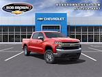 2021 Chevrolet Silverado 1500 4x4, Pickup #MG325608 - photo 1