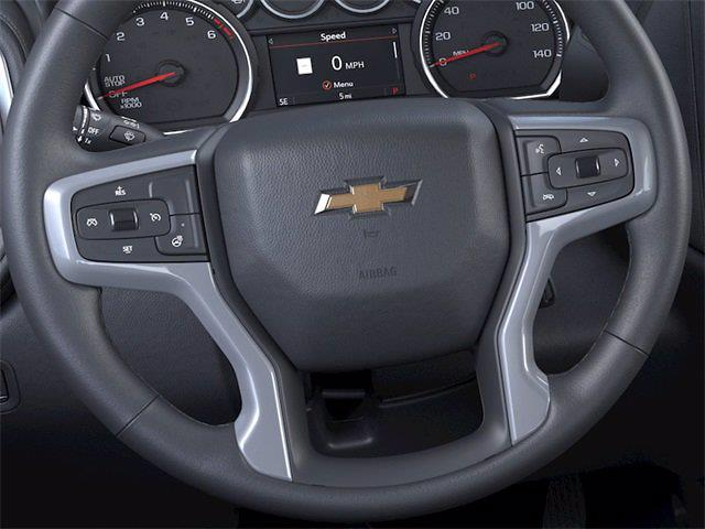 2021 Chevrolet Silverado 1500 Crew Cab 4x4, Pickup #MG327093 - photo 16