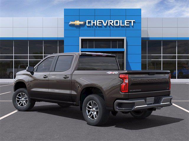 2021 Chevrolet Silverado 1500 4x4, Pickup #MG327261 - photo 4
