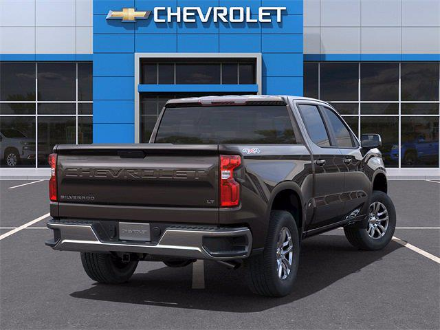 2021 Chevrolet Silverado 1500 4x4, Pickup #MG327261 - photo 2