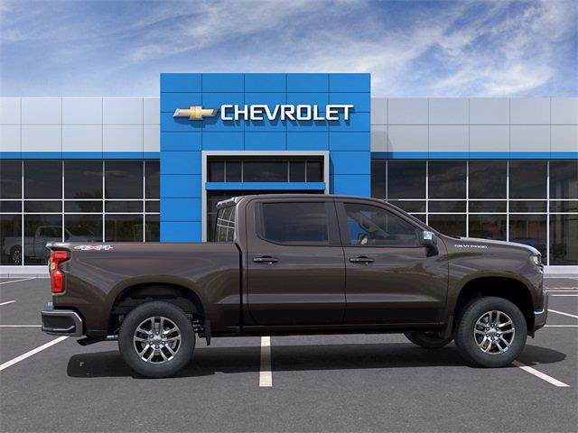 2021 Chevrolet Silverado 1500 4x4, Pickup #MG327261 - photo 5