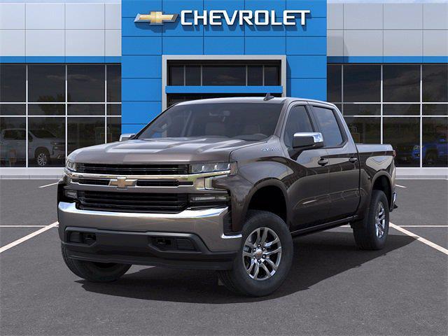 2021 Chevrolet Silverado 1500 4x4, Pickup #MG327261 - photo 6