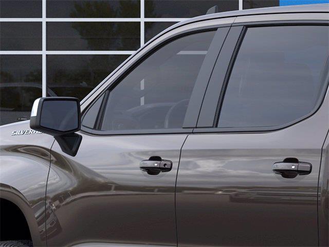 2021 Chevrolet Silverado 1500 4x4, Pickup #MG327261 - photo 10